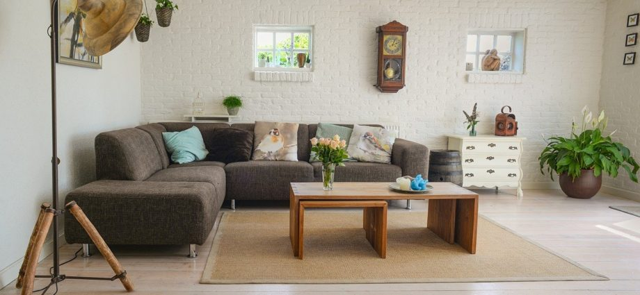 Sofa i kanapa narożna - do jakiego wnętrza pasuje?
