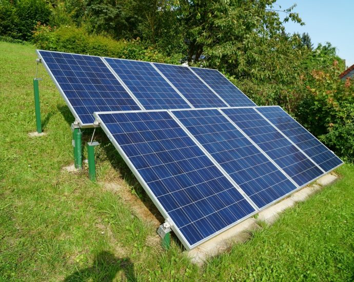 Panele słoneczne: rozwiązanie idealne dla firm