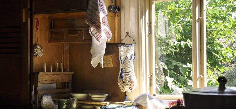 Jakie firanki do kuchni małej, a jakie do dużej?